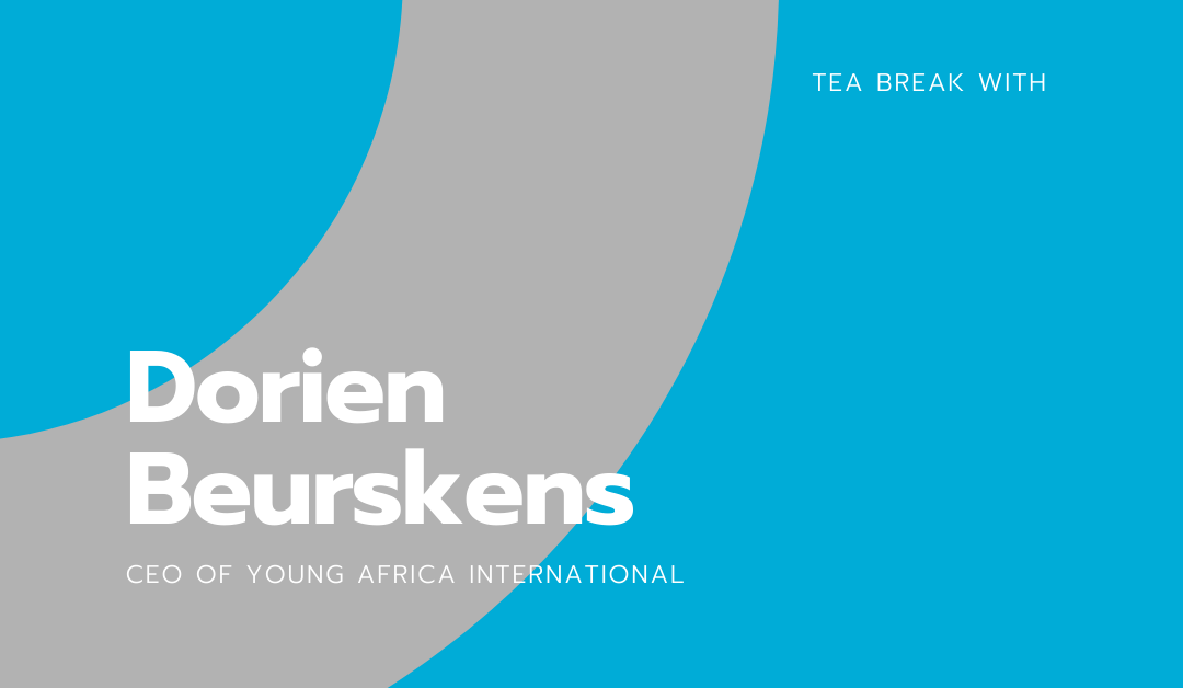 Tea break with Dorien Beurskens