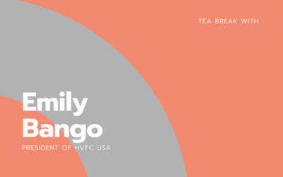 Tea Break With Emily Bango